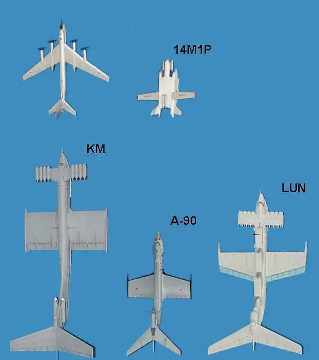 Ekranoplan WIG craft