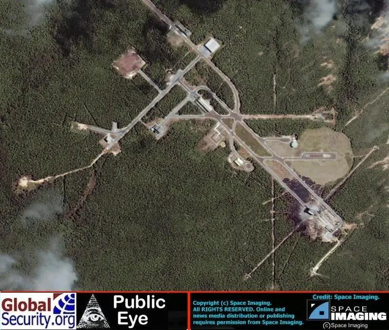 Porto espacial de Alcântara em http://www.globalsecurity.org via moraisvinna.blogspot.com