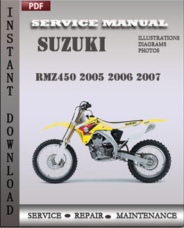 2005 rmz 250 repair manual array suzuki rmz450 2005 2006 2007 service workshop repair manual pdf rh digitalfactoryservicemanuals wordpress com fandeluxe