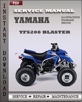 yamaha yfs200 blaster workshop manual download online service manuals rh onlineservicemanuals2014 wordpress com yamaha blaster workshop manual free download yamaha wave blaster service manual
