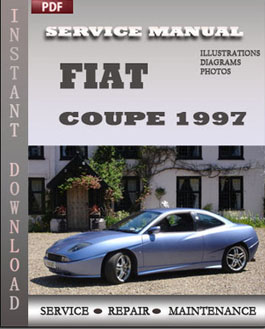 Fiat Coupe 1997 manual
