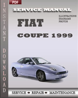 Fiat Coupe 1999 manual