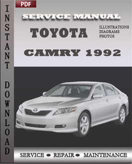 toyota camry 1992 engine free download pdf repair service manual pdf. Black Bedroom Furniture Sets. Home Design Ideas