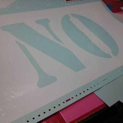 Vinyl Stencils