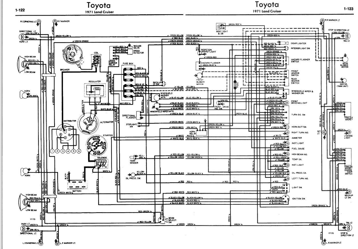 1971 Fj40 Wiring Harness Diy Enthusiasts Diagrams Cruiser For Gm Power Steering Aftermarket Rh Banyan Palace Com 1972 Toyota Land