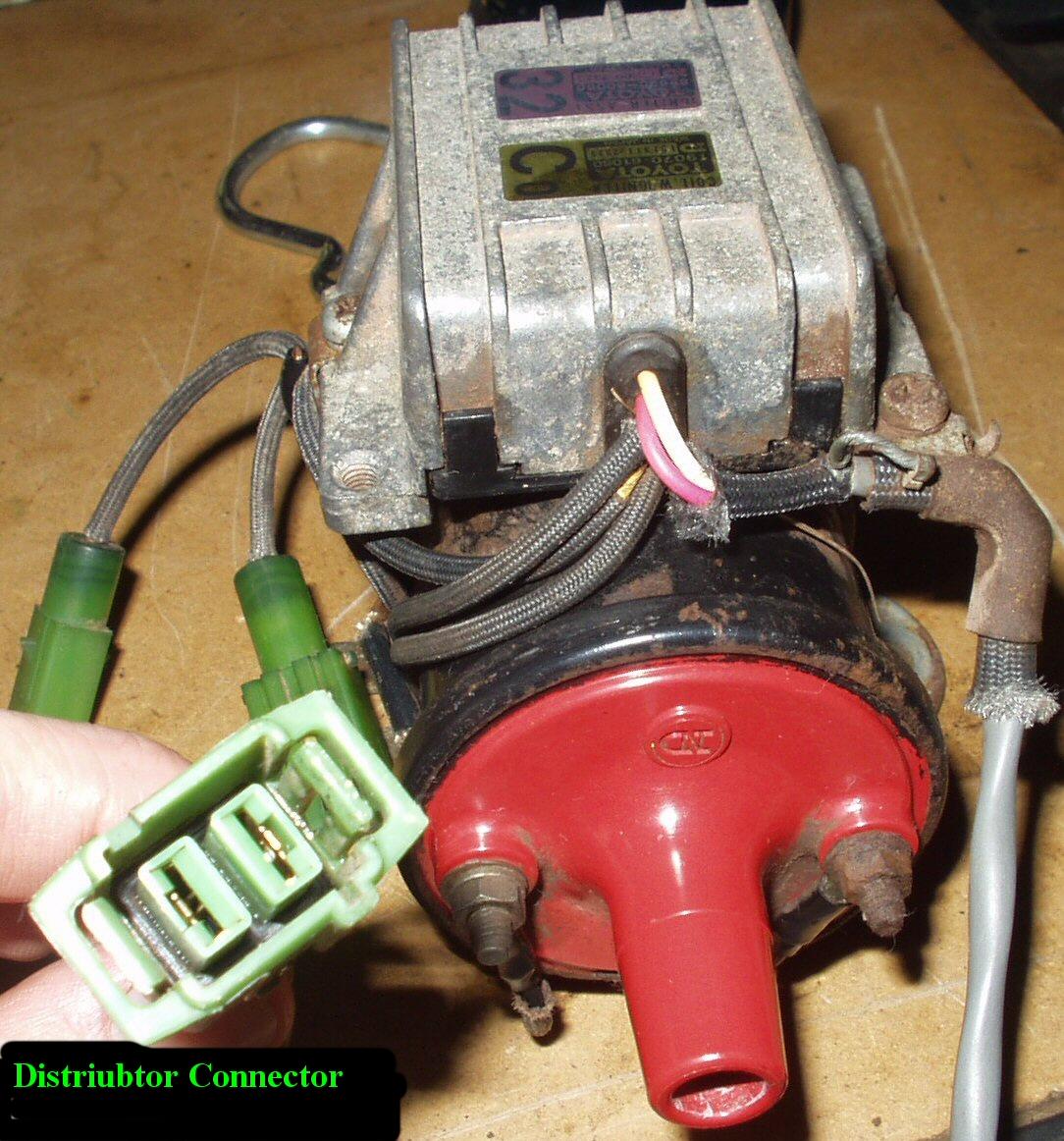 4 Wire Diagram Ballast Installing A Fj60 Dizzy