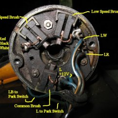 Starter Motor Wiring Diagram Chevy 1987 Ford F150 Solenoid Wiper Science