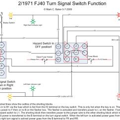 1976 Toyota Land Cruiser Wiring Diagram Ge Electric Oven Hazard/turnsignal Operation