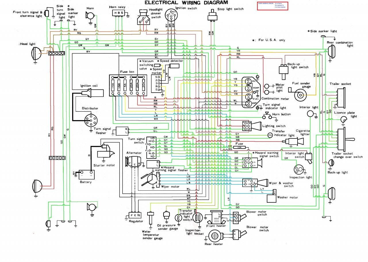 1971 cb175 wiring diagram