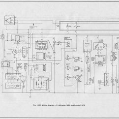 1978 Fj40 Wiring Diagram 99 F250 Super Duty Radio 1979 Toyota Celica
