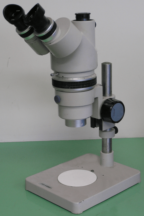 small resolution of metallurgical microscope