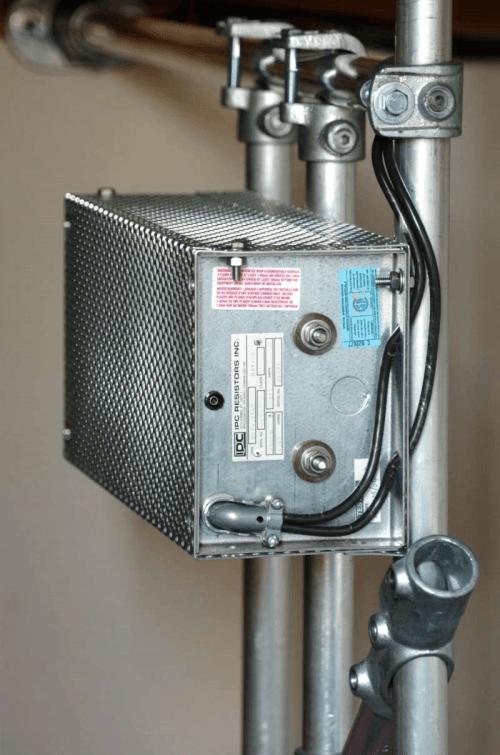 small resolution of dynamic braking resistor