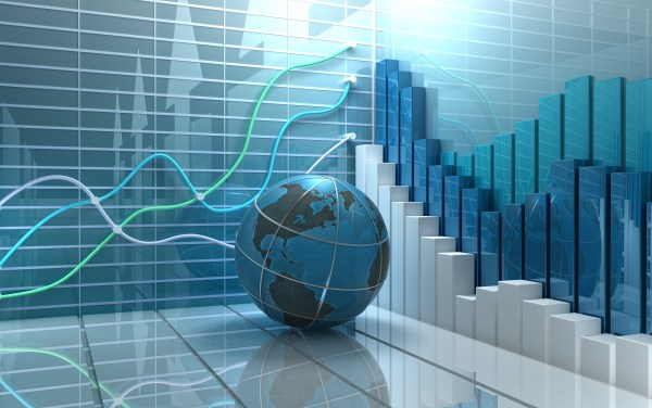 Stock Market Abstract Background Tips Bse Nse