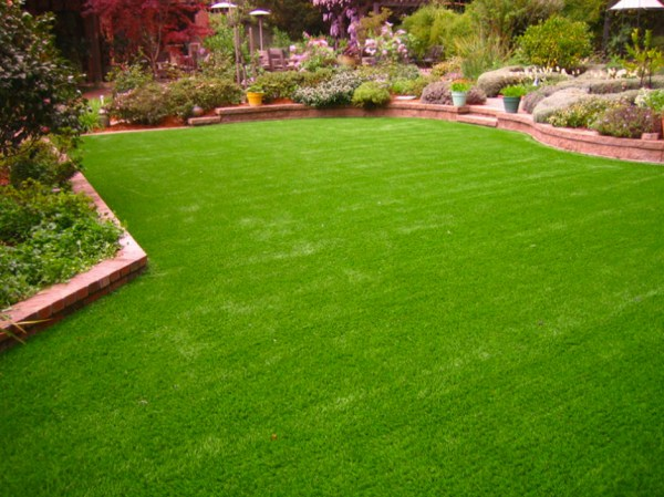 artificial landscaping fake grass