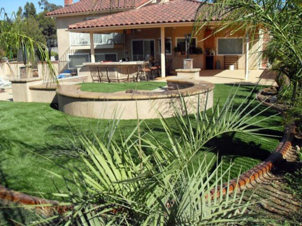fake grass lawn artificial