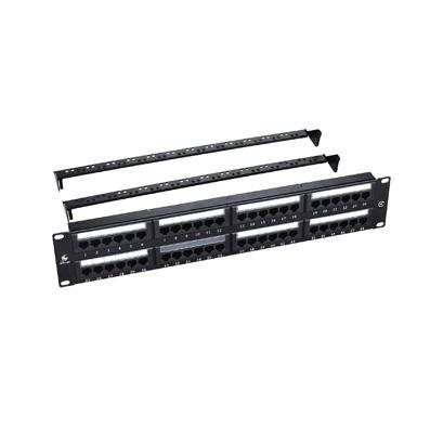 Cat 6 Patch Panel 24 Port Compact Patch Panel Wiring