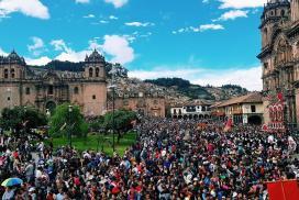 Cusco June festivities
