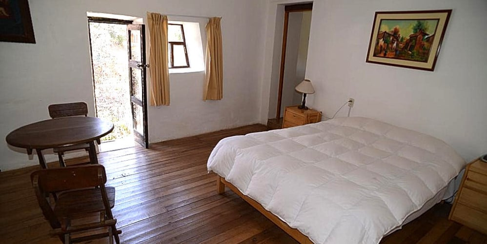 Volunteer hotel in Peru