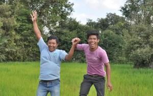 Volunteer programmes in Cambodia
