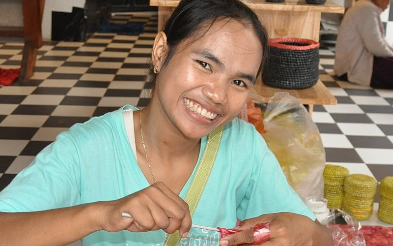 Cambodia Women's Empowerment Project