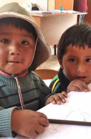 Peru community project