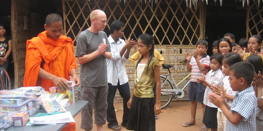 Jim Elliott, Founder, at Cambodia Projects