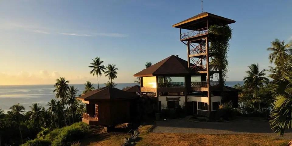 View of the Indonesia Wildlife Sanctuary
