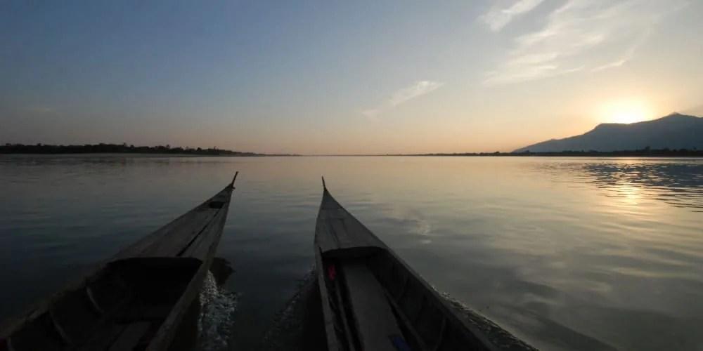 The Mekong near Pakse