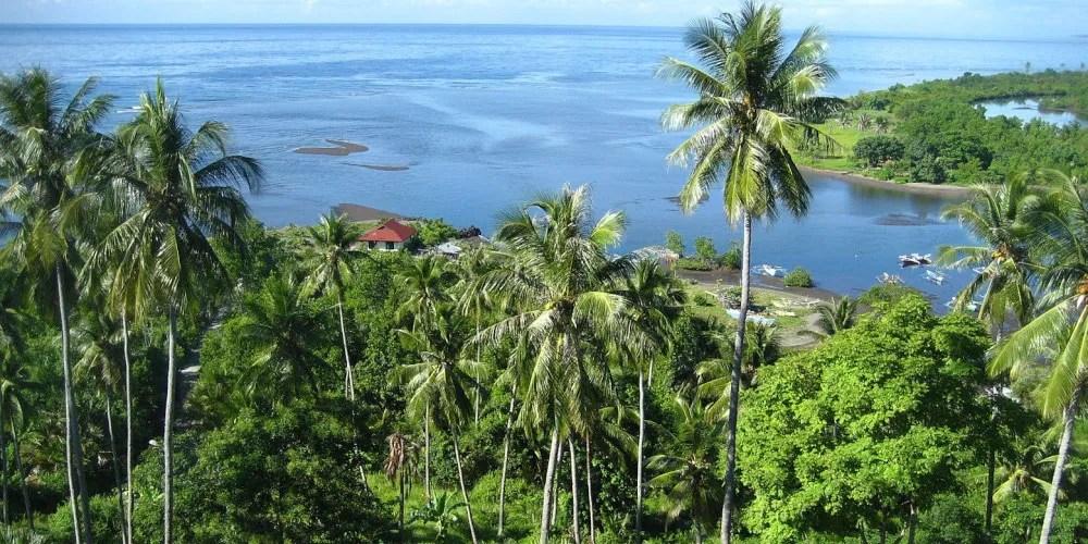 The location of the Indonesia Wildlife Sanctuary