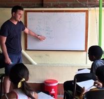 Colombia volunteer in Medellin