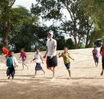 Volunteer Review from Siem Reap