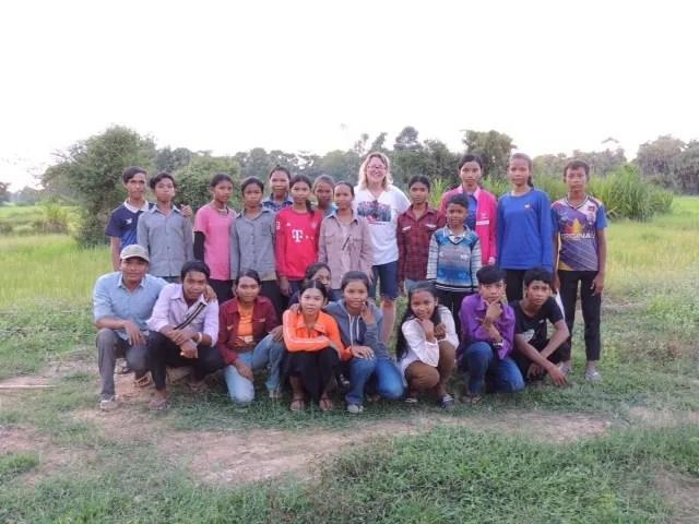 Volunteering in Siem Reap