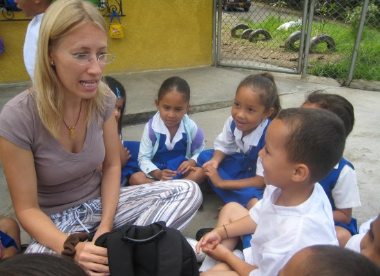 Colombia Kids Project