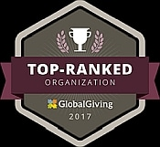 Global Giving Top ranked organization