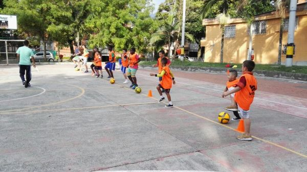 Colombia Kids Sports