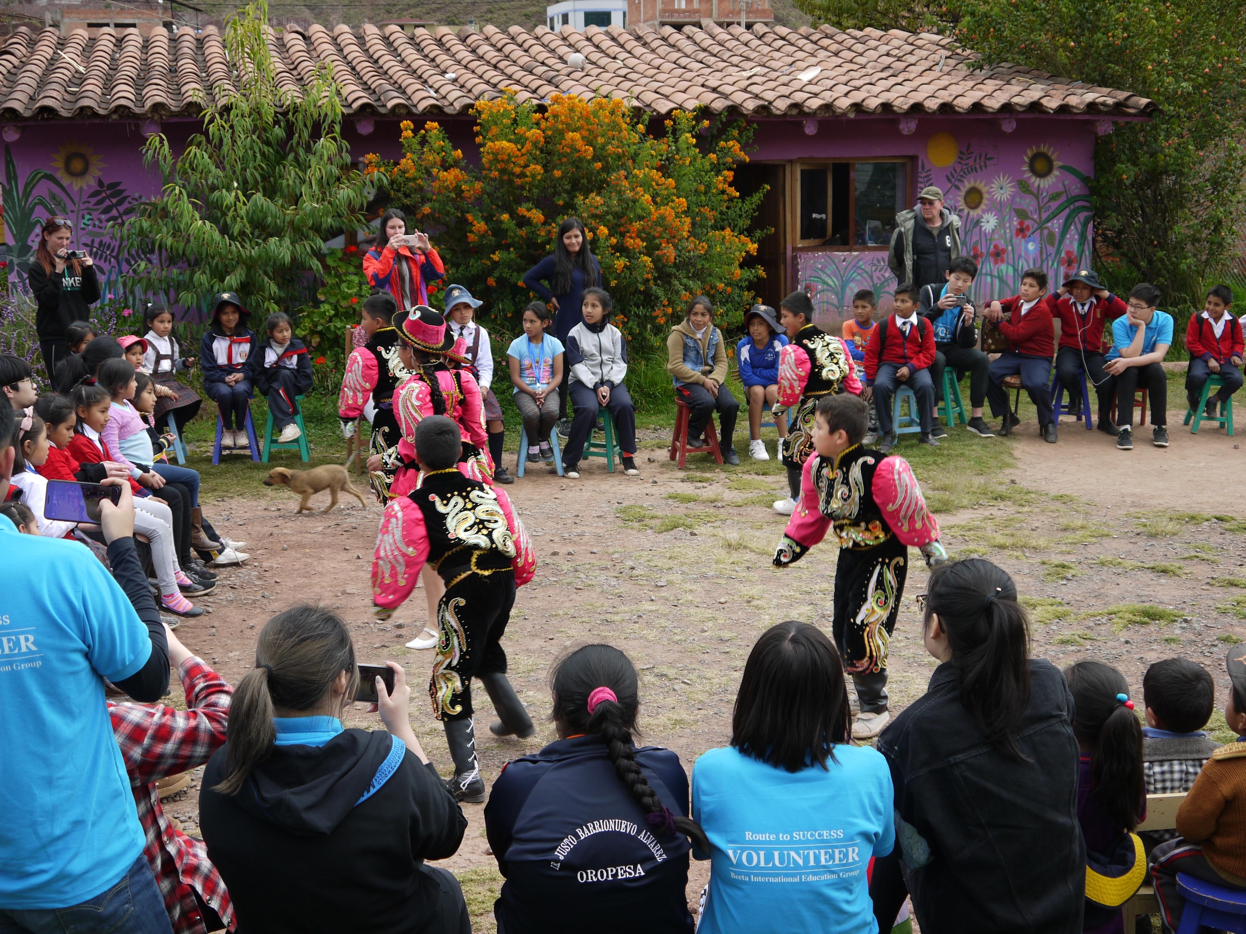Cultural Exchange for school Groups