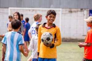 Cambodia Siem Reap Football