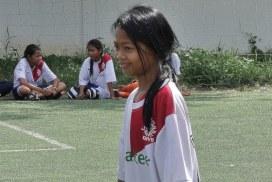 Globalteer girls soccer league