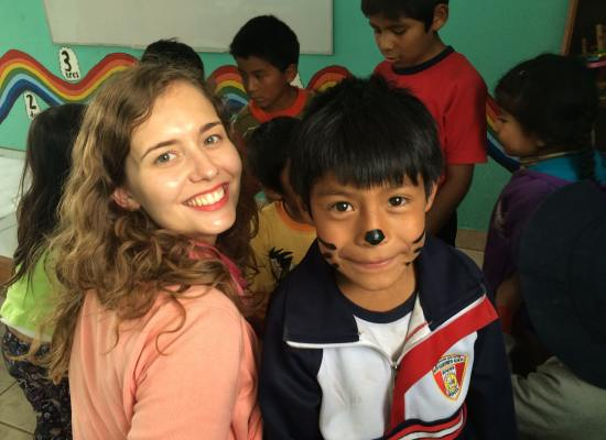 Volunteer with Kids Abroad