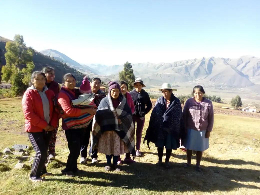 Womens Empowerment Project Peru