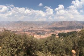 Explore the city Cusco