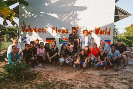 Volunteer in Cambodia Cultural Exchange