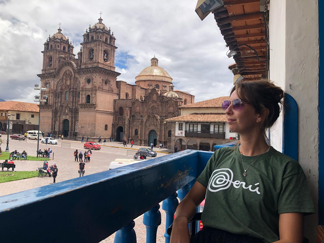 Interning in Cusco - Evie