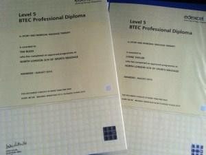 Level 5 qualifications