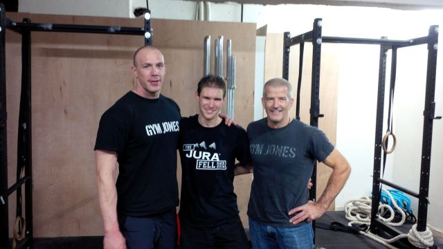 global therapies at gym jones seminar
