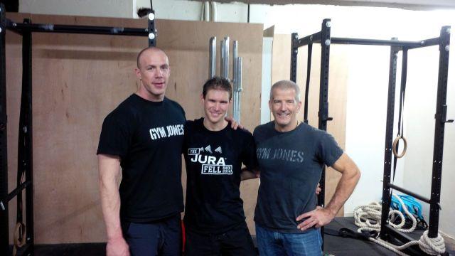 global therapies at gym jones seminar