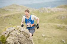 Global Therapies: Tim during the Coniston fell race