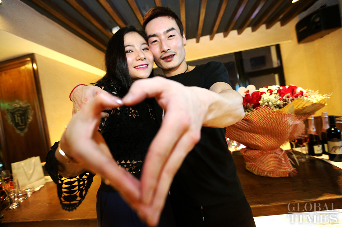 Chinese diving power couple set to tie the knot after Olympic glory  Global Times