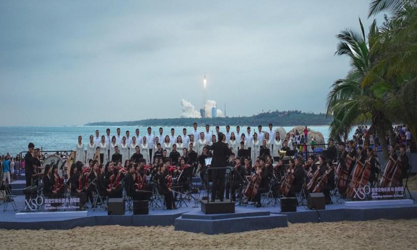 Photo: Courtesy of Xi'an Symphony Orchestra