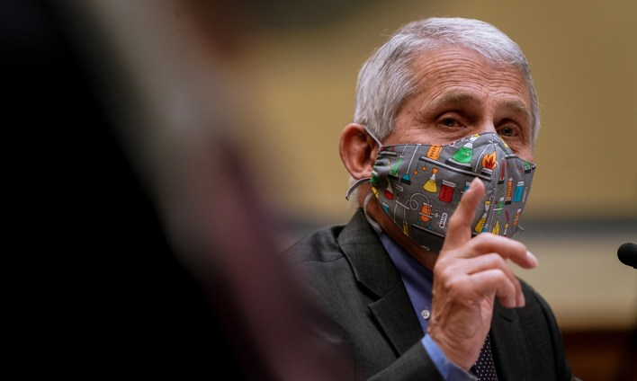 US elites degenerate further in morality, and Fauci is one of them - Global Times